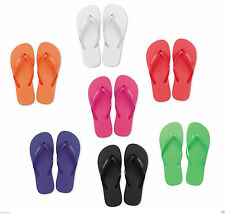 50pr Flip Flops  Men/Women- Summer Beach Size M/L Flip-Flops Light Shoes Sandals