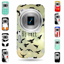 Hard Cover Protector New Cases  for Samsung Galaxy S4 Zoom  Various Designs