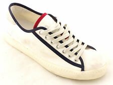 SNEAKERS DONNA DATE D.A.T.E TESSUTO ITALY SHOES NEW BIANCO POINT SHOES CALZATURE