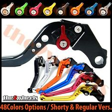 T2W CNC Adjustable Brake Clutch Levers Kawasaki NINJA 300R 2013-2014