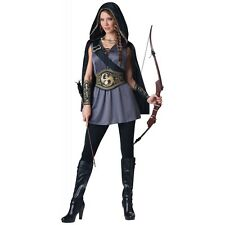 Katniss Everdeen Costume Adult Hunger Games Halloween Fancy Dress