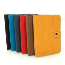"""NEW 6'' 7.85'' 8"""" Universal Tablet PC PU Leather Case Cover with Card Hold Stand"""
