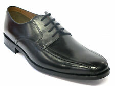 MENS CLARKS LACE UP FORMAL SHOES BAKRA SKY BLACK LEATHER G FITTING