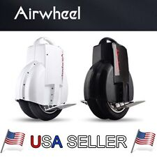 New AIRWHEEL Q3 Electric Unicycle Twin Tires 130WH Self Balancing Scooter Fast