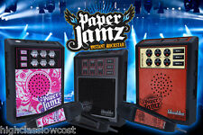 Paper Jamz Microphone & Special Effects Amp Mic With 2 Pre-loaded Melody Songs