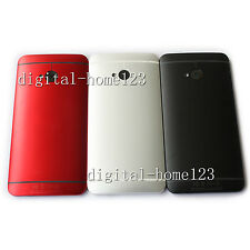 New Housing Battery back Cover Door For HTC One M7 801n 810e 801s