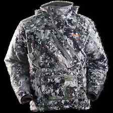 Sitka Gear Fanatic Insulated Windstopper Jacket - Elevated Forest Camo