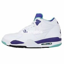 Nike Air Flight 89 White Grape AJ4 Max 2014 Mens Retro Basketball Shoes Jordan