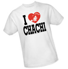 HAPPY DAYS I HEART CHACHI Wah, Wah, Wah  (Scott Baio Pictured) -- Adult T-Shirt