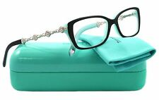 *NEW* TIFFANY & CO. TF2050B, 8055 TOP BLACK/BLUE Size 52 & 54mm *100% AUTHENTIC*