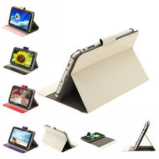 "Universal 5 Colors 9 Inch Folio Smart Stand Case Cover for 9"" Tablet PC Phablet"