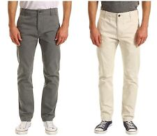 Levis Pants Mens Regular Fit Tapered Leg 100% Cotton Flat Front Twill Chinos