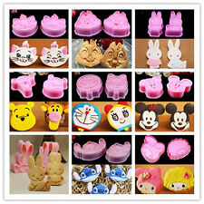 Cartoon Backform Ausstecher Set Fondant Kuchen Torten Schokolade Ausstechform
