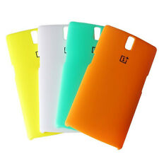 Original Colorful Oneplus PC Back Cover Case For Oneplus One A0001 Smartphone