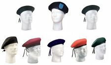 GI Style Wool Beret Army Military French Beret  Cap Hat