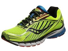 20200-5 Saucony Ride 6 Yellow Shoes New Men Sport Athletic Sport Trainer Cushion