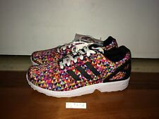 Adidas Originals Zx Flux Prism Multi Color M19845 Men Sz: 8 - 13 New 2014