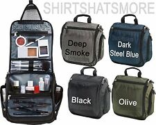 Hanging Toiletry Kit Shave Travel Cosmetic Make Up Unisex Doppler Carry On Bag