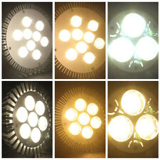 Bright MR16 E27 GU10 LED Par Spot Light Lamp Bulb Warm Cool White 5W 7W 9W 12W