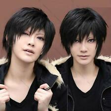 Hot  3Color Anime Handsome Boys Short Wig Vogue Sexy Men's Male Hair Cosplay Wig