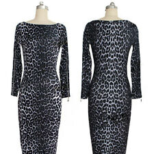FREE SHIP OL Style Bodycon Vintage Formal Casual Party Homecoming Pencil Dresses