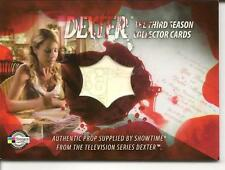 BREYGENT DEXTER THIRD SEASON SHOW USED PROP CARDS MICHAEL C  HALL  #D3 P1 - P9