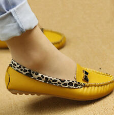 New 2014 Spring and Autumn Flats for Women Flat heel Shoes Fashion Leopard Flats