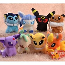 JP Anime Pokemon Plush Doll Rare The Elves Pet Stuffed Toys Kids Baby Fun Gift