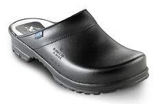 Sika Footwear Birchwood Chef Clog w/Open Back unisex and in European sizes 35-46