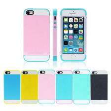 1PC Fashion Hybrid Impact Hard Skin Case Cover for iPhone 5 5G 5S Nicest