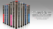 Winn Dri Tac Series Grips - All Sizes and Colors Set of 8