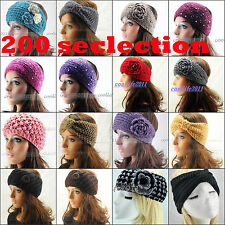 NEW Knit headband Large collection style headwrap hairband ,Buy 4 get 1 free