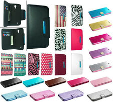 WALLET POUCH COVER CASE for LG model cell phones