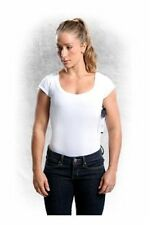 CONCEALMENT WOMENS PACKIN' TEE HOLSTER T-SHIRT CONCEALED CARRY HOLSTER SHIRT