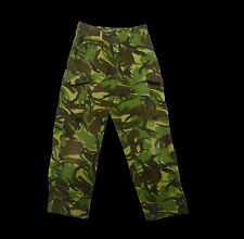 army trousers combat issue woodland DPM new 30 fishing royal marines cs 95