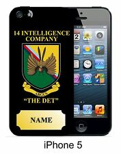 Personalised 14 Intelligence Company Mobile Phone Covers