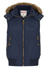 "LONSDALE Ladies Winterweste ""Woodchurch"", Navy, 114641"