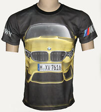 BMW MPower - Sided All Over Sublimation Print T-Shirt