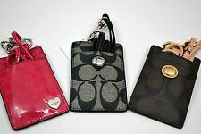 NWT COACH PEYTON LANYARD ID HOLDER F69805 F62415 F62400 F68661 MSRP $48+TAX