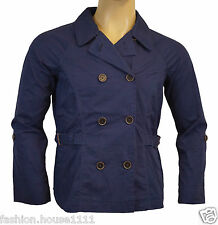NEW Timberland Elegant Short Jacket Fully Buttoned   - Men's - Navy