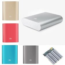 10400mAh Xiaomi Power Bank Battery Charger For iPhone5S Samsung HTC Phone Tablet