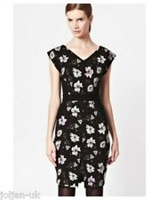 NEW LADIES FRENCH CONNECTION BLOOMSBURY FLORAL  JERSEY DRESS 4 - 14