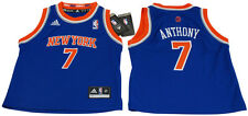 CARMELO ANTHONY NEW YORK KNICKS MELO AWAY NBA ROAD TODDLER JERSEY NEW NWT