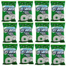 LifeSavers Individually Wrapped Sugar Free Mints, Wint O Green - 2.75 oz