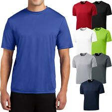 NEW Mens Moisture Wicking Dry Zone Workout BIG & TALL T-Shirt LT 2XLT 3XLT 4XLT