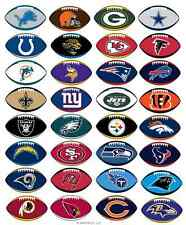 MONEY Pendants FREE Jewelry NFL Football Pick YOUR team Logo Pink Breast Cancer