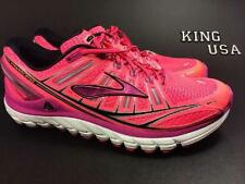 Women's Brooks Transcend Running Athletic Shoes  Pink