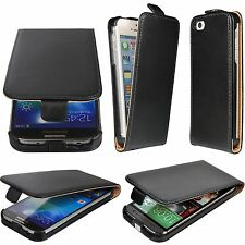 Handy Tasche für Samsung Galaxy Apple iPhone HTC one Cover Schutz Hülle Case