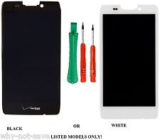 Full LCD Digitizer Glass Screen Display Replacement for Motorola Droid Razr Maxx