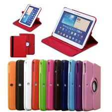 For Samsung Galaxy Tab 3 10.1 P5200 P5210 P5220 360 Rotating Leather Case Cover